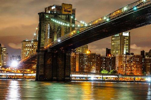 ニューヨーク ブルックリン橋