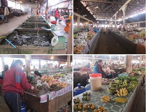 luangnamtha-market