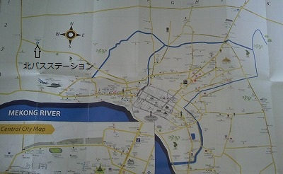 vientian-map