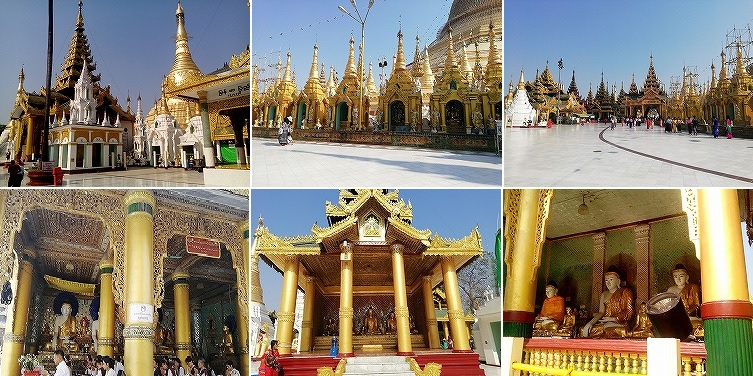 around-shwedagonpagoda