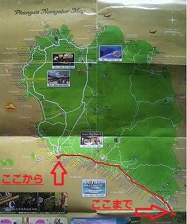phangan-map